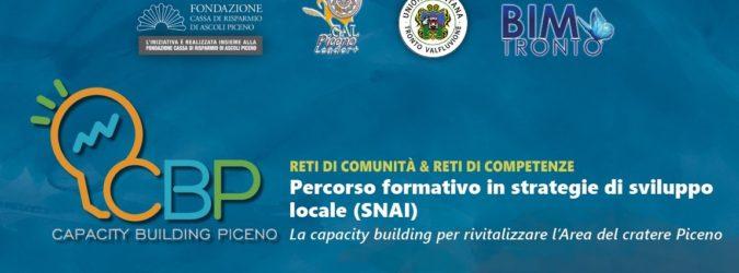 capacity building piceno scadenza