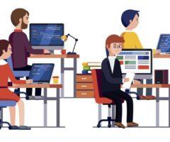 lavoro in ufficio efficace
