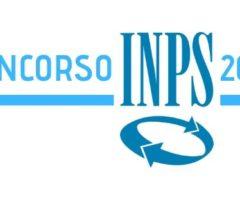 Concorso INPS 2019