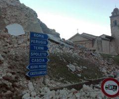 Post sisma, viabilità Marche-Umbria