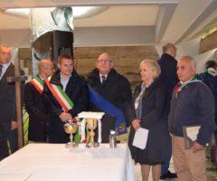 Liberazione Ascoli Piceno, cerimonia Colle San Marco