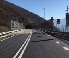 Post sisma, strade comunali