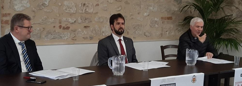 PAS Ascoli Piceno, inaugurata la struttura per i bisognosi - Prima Pagina Online