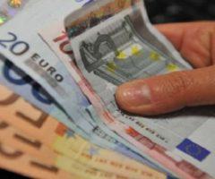 Marche, pagamenti in contanti