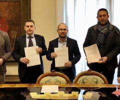 Comune di Ascoli Piceno, Protocollo d'intesa