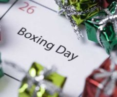boxign day inglese