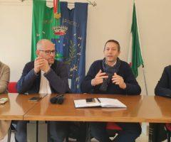 ospedale unico del piceno Anna Casini, Andrea Cardilli, Alessandro Luciani, Cesare Milani