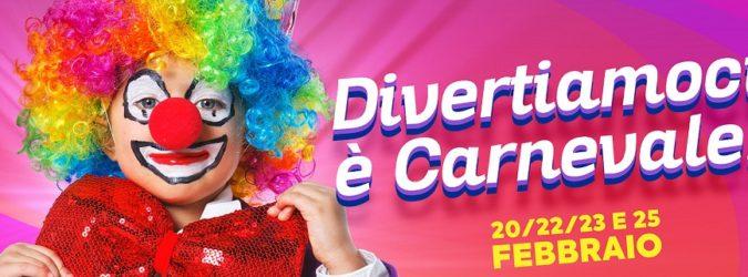 Carnevale al Centro Commerciale Al Battente