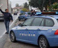 Posti di blocco Ascoli Piceno