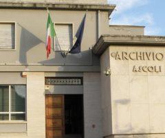 Archivio di Stato Ascoli