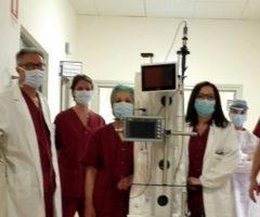 terapia intensiva di Ascoli