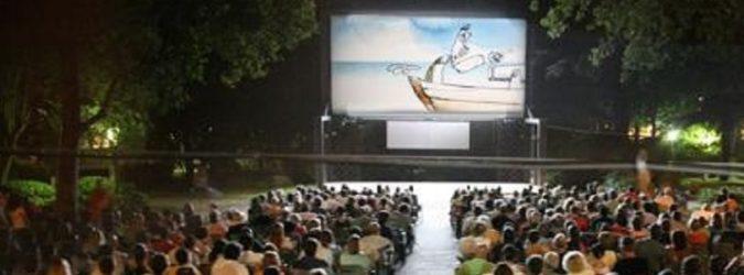 Cinema in giardino Grottammare