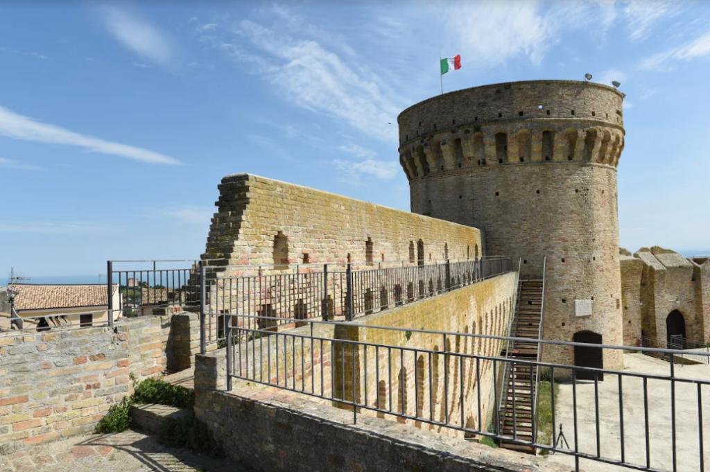 Fortezza Acquaviva Picena
