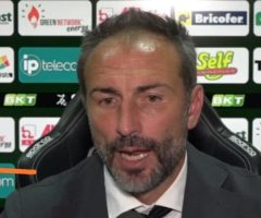 Ascoli Salernitana le interviste