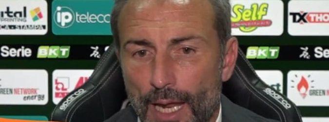 Ascoli Salernitana le interviste
