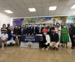 elezioni regionali marche 2020 fratelli d'italia