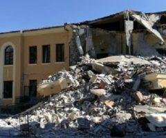 Ricostruzione pubblica post sisma