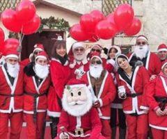 Carica dei Babbi Natale