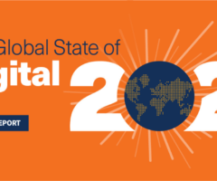 Global Digital Report 2021