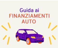 guida al finanziamento auto