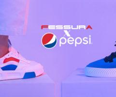 Scarpe Pepsi
