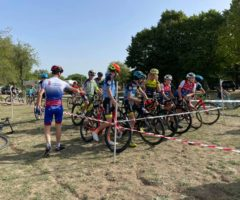 stage ciclocross Colle San Marco