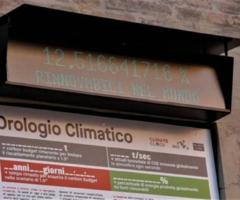 pesaro orologio climatico