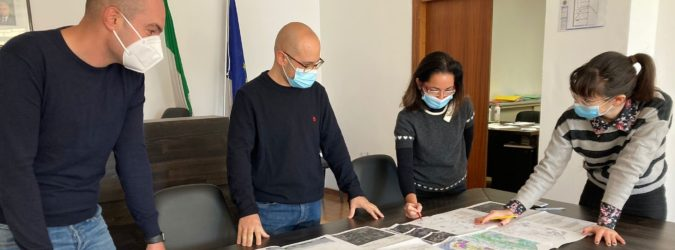 mobilità Folignano - Passeggiata Marino